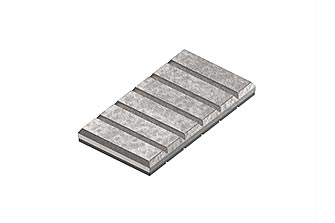 Chocky block 240 x 130